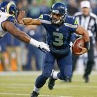 A third-round draft pick out of Wisconsin, Russell Wilson won the Seattle coaches over in camp and surprisingly earned the starting quarterback job. What he's done since is Rookie of the Year-worthy as the Seahawks are headed for the playoffs, thanks largely to his scrambling, passing and leadership. His 26 TD passes tied the rookie record set by Peyton Manning in 1998.
