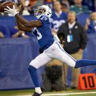 A little-known third-round draft pick out of Florida International, Hilton emerged as one of Indianapolis's most dangerous receiving threats and one of quarterback Andrew Luck's favorite targets. Opponents will have to focus predominantly on Reggie Wayne, but Hilton will get his looks ? he has been targeted at least four times in 14 of 16 games, and logged over 100 receiving yards in five games. Without a powerful running game, Luck will be throwing the ball, which means Hilton could be on track for a big game.