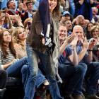 Thunder vs. Pistons Nov. 9, 2012 at Chesapeake Energy Arena in Oklahoma City