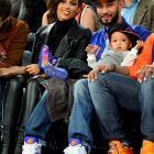 Knicks vs. Heat Nov. 2, 2012 at Madison Square Garden in New York