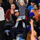 Knicks vs. Pacers Nov. 18, 2012 at Madison Square Garden in New York