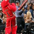 Bulls vs. Bucks Nov. 26, 2012 at United Center in Chicago