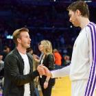 Lakers vs. Magic Dec. 2, 2012 at Staples Center in Los Angeles