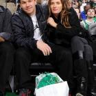Celtics vs. 76ers Dec. 8, 2012 at TD Garden in Boston