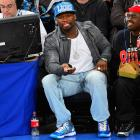 Knicks vs. Rockets Dec. 17, 2012 at Madison Square Garden in New York
