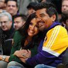 Lakers vs. Knicks Dec. 25, 2012 at Staples Center in Los Angeles