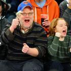 Knicks vs. Trail Blazers Jan. 1, 2013 at Madison Square Garden in New York