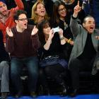 Knicks vs. Spurs Jan. 3, 2013 at Madison Square Garden in New York