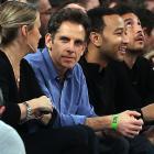 Knicks vs. Lakers Dec. 13, 2012 at Madison Square Garden in New York