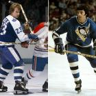 In 1978, the Leafs trade defenseman Randy Carlyle and forward George Ferguson to Pittsburgh for defenseman Dave Burrows. While Burrows manages 32 points in 151 games before departing, Carlyle wins the Norris Trophy for the Penguins in 1980-81. (Carlyle is now the Leafs coach.)