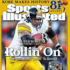 Jerome Bettis, nicknamed The Bus for his ability to carry multiple defenders on his back, is one of football's greatest power runners. At 5-11, 252 pounds, Bettis racked up 13,662 career rushing yards, sixth-most all-time, with his smash-mouth running style. Bettis closed out his 13-year NFL career with his first Super Bowl title in Super Bowl XL.