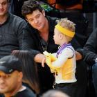 Lakers vs. Thunder Jan. 11, 2013 at Staples Center in Los Angeles