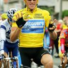 Armstrong makes history by winning his seventh straight Tour de France with the Discovery Channel team. Upon completion of the 2005 Tour, Armstrong retired from cycling for the first time.