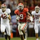 With 111 tackles and 11.5 tackles for loss in just 10 games in 2012, Alec Ogletree is another elite linebacker available in this year's draft. He's no Jarvis Jones, but Ogletree's athleticism -- he was originally recruited to Georgia as a safety -- will still leave his services in high demand.