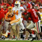 One season was all Cordarrelle Patterson needed to show his worth at Tennessee. The junior college transfer wowed with his dynamism, amassing five receiving touchdowns, three rushing touchdowns, one kick return touchdown and one punt return touchdown.