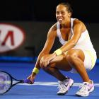 Keys, 17, will move into the top 100 after the Australian Open.