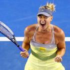 No. 2 Maria Sharapova beat No. 25 Venus Williams 6-1, 6-3. She'll face Kirsten Flipkens in round 4.