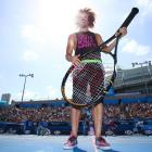 A big racket at the Australian Open from half of LMFAO.