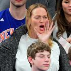 Knicks vs. Hornets Jan. 13, 2013 at Madison Square Garden in New York