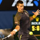 Novak Djokovic needed five hours and two minutes to outlast No. 15 Stanislas Wawrinka, winning 1-6, 7-5, 6-4, 6-7, 12-10 to claim the longest match of this year's Australian Open and advance to the quarterfinals.