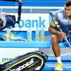 Tsonga has made eight major quarterfinals since his run to the 2008 Australian Open final, but he has yet to make it past the semis since.