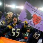 Ravens at Broncos AFC Divisional Playoffs Jan. 12, 2013