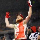 49ers at Patriots Dec. 16, 2012