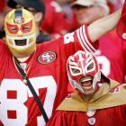 49ers at Cardinals Oct. 29, 2012