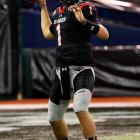 Long considered one of the crown jewels of this year's recruiting class, Hackenberg is a big, physical presence who is also mobile enough to break off a long run. The Penn State pledge resisted the overtures of numerous schools and threw for 2,144 yards and 24 touchdowns as a senior at Fork Union Military Academy.