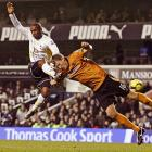 Having just sold Defoe to Portsmouth the previous January for �6m, Tottenham found itself once again in need of the striker's services. Spurs gave Pompey a much-needed �15 million payday, and Defoe has been in North London ever since.