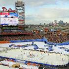 """In 2003, the Oilers hosted the Canadiens in the Heritage Classic, NHL's first outdoor game since the 1991 preseason. Minus-20-degree temperatures didn't prevent 57,000 fans from attending what would surely be a one-time event only Northern Canadians could embrace. Hardly. In 2008, the NHL introduced the popular Winter Classic on New Year's Day. The game, which has been held in Buffalo, Chicago, Boston, Pittsburgh and Philadelphia (a 2011 Heritage Classic was played in Calgary) are highlights on players' resumes and have spawned revealing inside looks on HBO's 24/7. Liev Schreiber spinning yarns about how the game """"engraves its way onto the body and envelopes itself around the soul"""" warms the hockey heart each winter and attracts casual viewers. <italics>-- Brian Cazeneuve</italics>"""