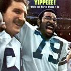 Martin and White are the only players to share the MVP award in a Super Bowl. They combined for three sacks and a fumble in a Dallas defensive line that forced eight turnovers.