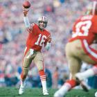 Three passing touchdowns (plus one rushing for good measure) gave Montana a Super Bowl-record 331 passing yards as he brought the 49ers back from a second quarter deficit on the way to their second title in three years.
