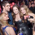 Celebrities at Super Bowl Parties