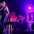 """Guests enjoy a rare, live performance from multi-award winning performer Vanessa Williams at the """"Better With M"""" Kick-Off Event."""