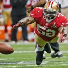 Patrick Willis and the 49ers had given up, on average, 28.8 points in the five games leading to the Super Bowl. They were down 28-6 early in the third quarter against the Ravens.