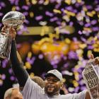 A sure-fire Hall of Famer, Ray Lewis found it fitting that the Ravens needed a goal line stand in the closing minute to win the Super Bowl.