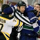 Maybe it's because he had to work his way up from the ECHL, but Burrows plays the game with a chip on his shoulder...and not always the good kind. This is the guy who bit Patrice Bergeron's finger during the Stanley Cup Final two years ago. He's also the notorious diver who showed up referee Stephane Auger with a post-whistle smirk. Burrows has too much talent to resort to cheap tricks.