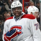 So maybe the report on Hockey Night In Canada suggesting that Subban was hated in the Habs' dressing room was overstated, but it's obvious that he has bridges to rebuild, and not just because of his lengthy contract dispute. Subban's flashy personality on and off the ice is a break from hockey tradition, and that clearly rankles some people. Too bad -- I think the game needs more like him.