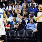 NBA Foul Faces 2012-13
