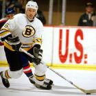 Boston's pick ahead of winger Brian Bellows (2nd, North Stars) and defenders Gary Nylund (3rd, Maple Leafs), Scott Stevens (5th, Capitals) and Phil Housley (6th, Sabres), Kluzak arrived from juniors with a knee injury that foreshadowed his NHL career. A rugged defender with improving offensive skills, he made the Bruins in his first camp, had a promising rookie season, and followed it with a 10-goal, 37-point, 135 PIM, +5 campaign in 1983-84 that promised even better things. But during the '84 preseason, he injured his knee, needed surgery and was out for a year. Though he recovered and helped the Bruins reach the 1988 Stanley Cup Final, he never played another full season. Plagued by chronic knee woes, he attempted three brief comebacks with Boston, one of them worthy of the 1990 Bill Masterton Trophy for perseverance and dedication, and retired in 1991.
