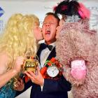 Harvard's Hasty Pudding Man of the Year is a certified babe magnet. Then again, every girl's crazy about a guy who carries a pudding pot.