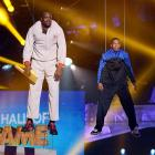 Hanging around, up to no good, at the Annual Hall of Game Awards hosted by Cartoon Network.