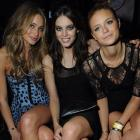 The @si_swimsuit party at @marqueelv with @emilydidonato1 and @katelynnebock. #WhereISwim