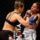 Ronda Rousey Wins UFC 157