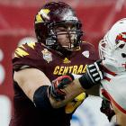 The Eric Fisher hype train is running full steam, thanks to a sensational Senior Bowl showing and impressive work at the combine. He may wind up the No. 1 pick, and it would be hard to argue.