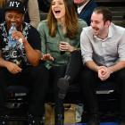 Knicks vs. Warriors Feb. 27, 2013 at Madison Square Garden in New York