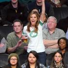 Lakers vs. Celtics Feb. 20, 2013 at Staples Center in Los Angeles