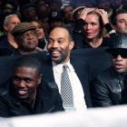 This shadowy ring adviser doesn't speak to reporters; instead he's wielded his enormous influence at HBO and Showtime by dangling the idea that his top fighter, Floyd Mayweather Jr., would sign with or leave them. The result: Haymon's stable has collected millions fighting inferior opposition. The 57-year-old's latest client, rising star Adrien Broner, ensures Haymon's influence will continue. (Check out the web version of the magazine and subscribe to SI.)