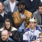 Kings vs. Ducks Feb. 25, 2013 at Staples Center in Los Angeles